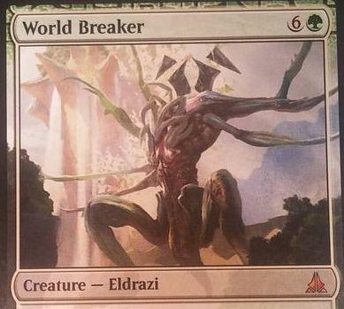 神話エルドラージ「World Breaker(ゲートウォッチの誓い)」