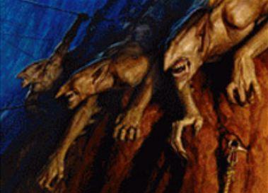 赤レアの大型ゴブリン「Goblin Dark-Dwellers(ゲートウォッチの誓い)」