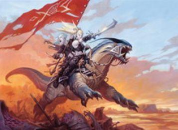 白レアの同盟者「ムンダの先兵(ゲートウォッチの誓い)」
