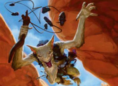 赤アンコのゴブリン「無謀な奇襲隊(ゲートウォッチの誓い)」