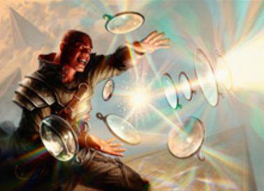 ゲートウォッチの誓いのアゾリウスアンコ生物「Reflector Mage」