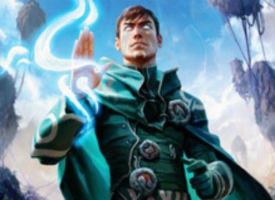青レアの伝説エンチャント「Oath of Jace」