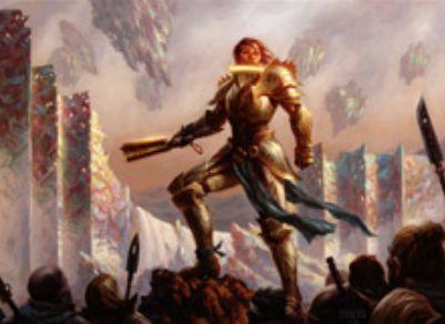 白の伝説神話同盟者「General Tazri」(ゲートウォッチの誓い)
