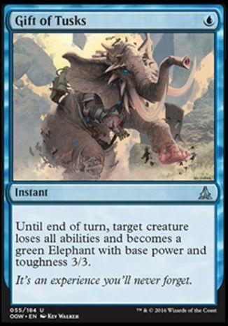 Gift of Tusks(ゲートウォッチの誓い)