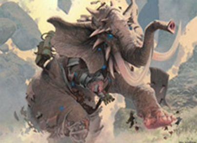 青アンコのインスタント「Gift of Tusks」(ゲートウォッチの誓い)