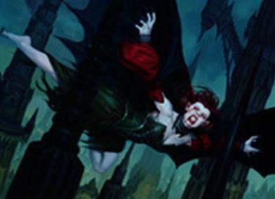 黒アンコの吸血鬼「Heir to the Night(イニストラードを覆う影)」