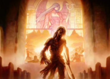 黒の神話ゾンビ「無情な死者(イニストラードを覆う影)」