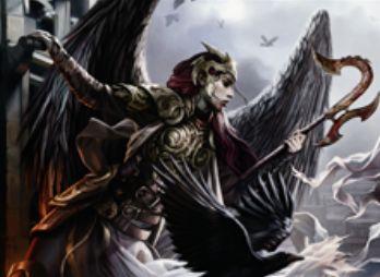 白アンコの天使「Reaper of Flight Moonsilver」