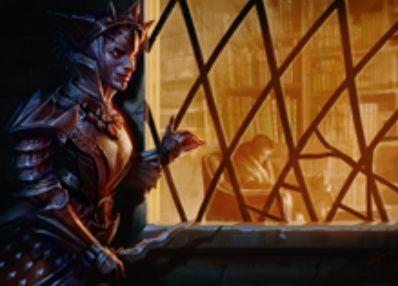 黒レアの吸血鬼「Elusive Tormentor」(イニストラードを覆う影)