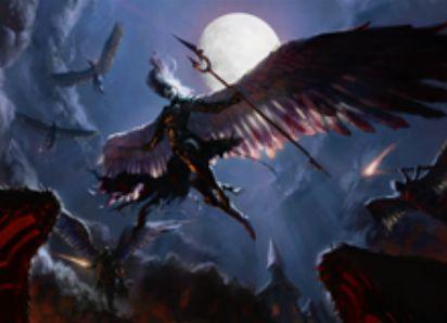 白神話のソーサリー「罪人への急襲(イニストラードを覆う影)」
