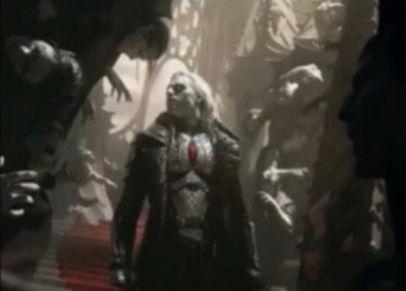 黒コモンのドロー「Merciless Resolve」(イニストラードを覆う影)