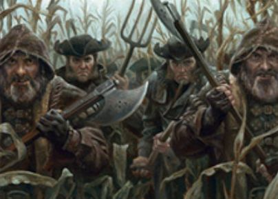SOI収録の緑レアインスタント「Second Harvest」(イニストラードを覆う影)