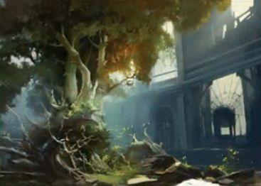 SOI収録の緑神話ソーサリー「Seasons Past」(イニストラードを覆う影)