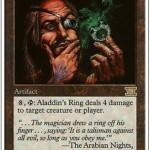 アラジンの指輪