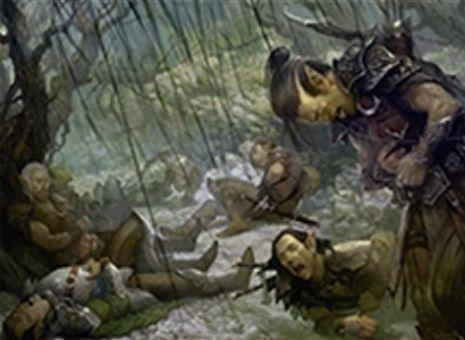 統率者2013より「毒の濁流」がエターナルマスターズ(エタマス)にレアで再録!