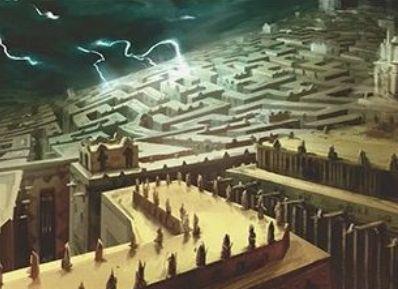 エターナルマスターズにて「Maze of Ith」がレアで再録!イラストはFtV版を採用!