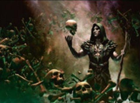 ラヴニカへの回帰「死儀礼のシャーマン」がエタマスでレア再録!パックのパッケージ画像にも採用決定!