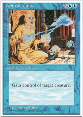 支配魔法(Control Magic)