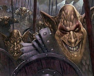 アポカリプス「ゴブリンの塹壕」が新規イラストになってエターナルマスターズに再録!レアリティはレアで据え置き!