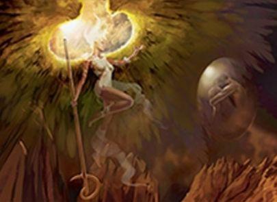 ウルザズ・レガシー「霊体の先達」がエターナルマスターズのレアで再録!イラストは統率者版を採用!