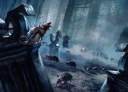 異界月に収録の黒コモン「Graf Rats」が非公式スポイラーで公開!戦闘開始時に「Midnight Scavengers」が揃うと合体変身!
