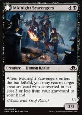 Midnight Scavengers(コモン 異界月)