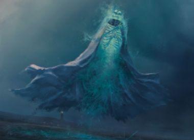 青レアのスピリット「Niblis of Frost(異界月)」が公開!果敢&インスタントかソーサリーを唱えるたびにクリーチャーをタップしアンタップも阻害!