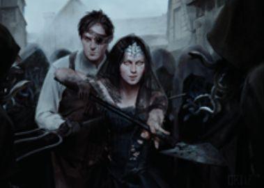 異界月に神話レア収録の伝説ウィザード「Gisa and Geralf」が公開!ギサとゲラルフが夢のコラボ!