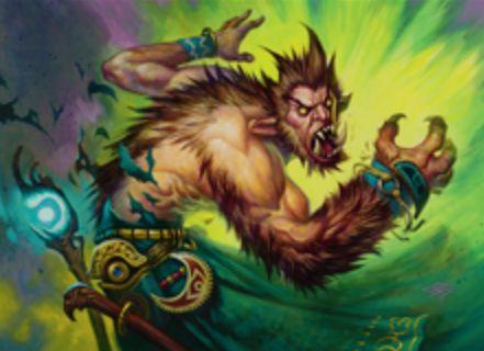 緑のインスタント「Berserk」がMTG「王位争奪」の神話レア枠で再録決定!イラストは「From the Vault」のものを採用!