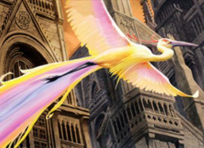 バッパラこと「極楽鳥」がMTG「王位争奪」にてレア再録!タップで好きな色マナを産めるマナクリの代表的存在!