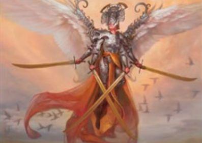 カラデシュ収録の白神話天使「Angel of Invention」が公開!飛行&警戒&絆魂&製造2&自軍全体強化のオールインワンパッケージ!