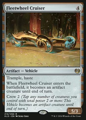 Fleetwheel Cruiser(カラデシュ)