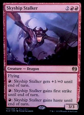 Skyship Stalker(カラデシュ)