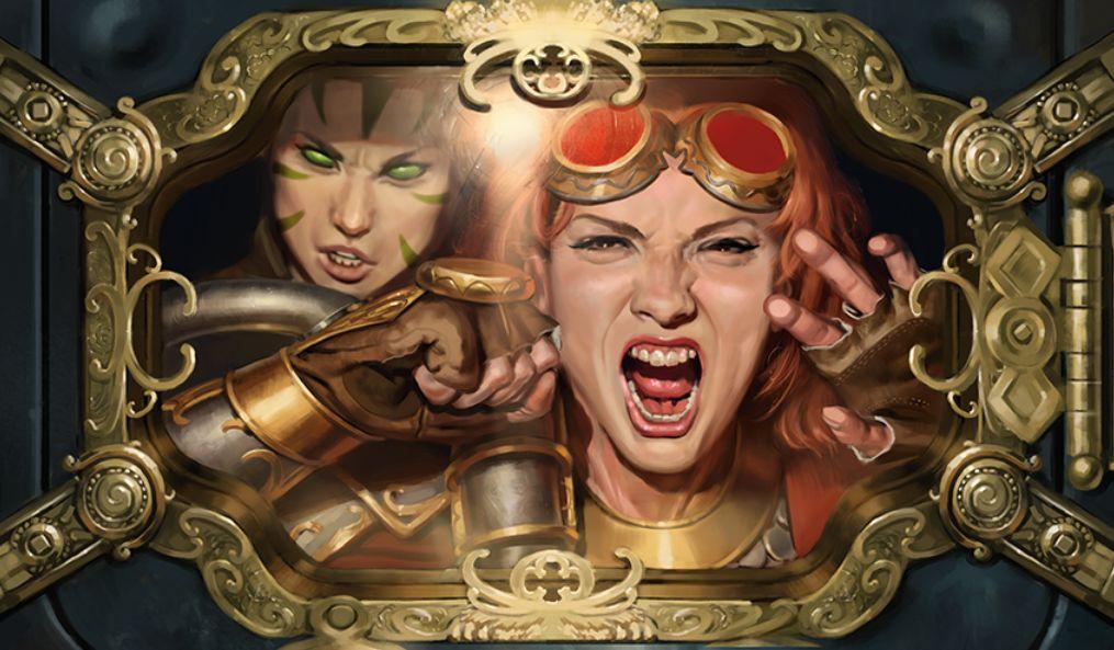 カラデシュ公式ストーリー「封じ込め」が公開!物語上のキーカード「行き詰まりの罠」に関する一幕!