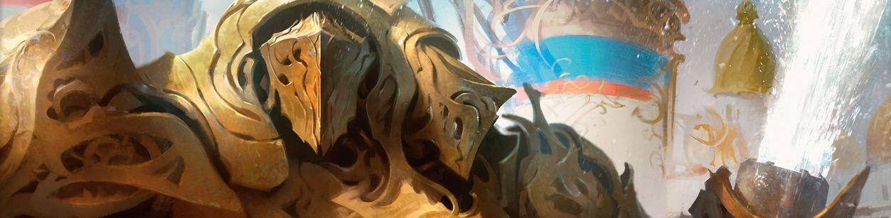 カラデシュ「奔流の機械巨人/Torrential Gearhulk」がMTG公式壁紙のラインナップに追加!