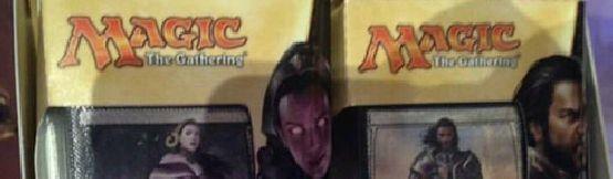 MTG「アモンケット」プレインズウォーカーデッキの画像が流出!?リリアナとギデオンが描かれたパッケージ!