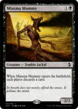 Miasma Mummy(アモンケット)