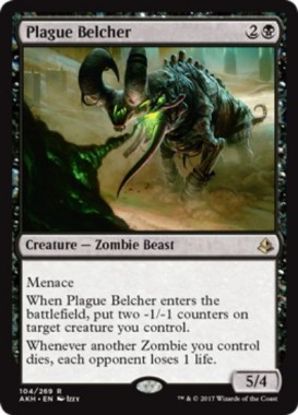 Plague Belcher(アモンケット)