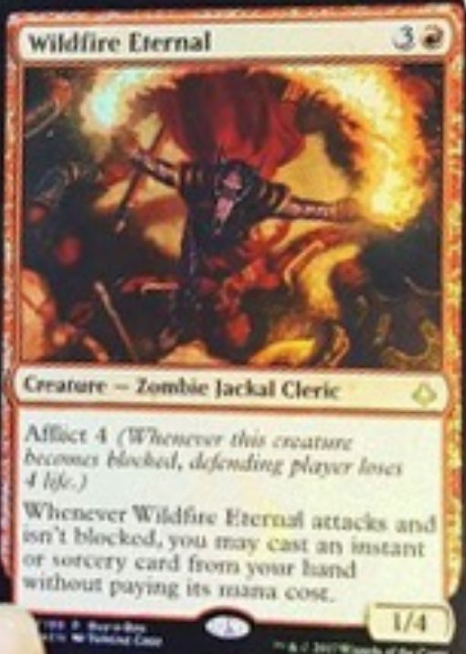 Wildfire Eternal(破滅の刻)