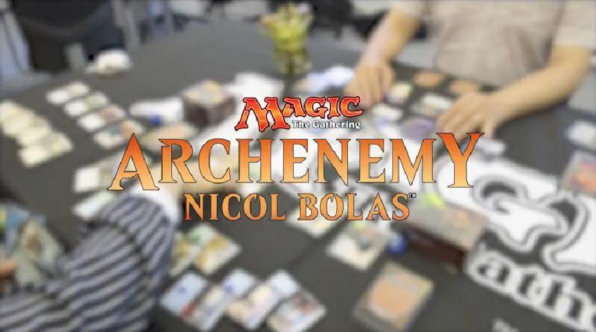 MTG「アーチエネミー:ニコル・ボーラス」の紹介PV動画がYouTubeのMTG公式チャンネルで公開!