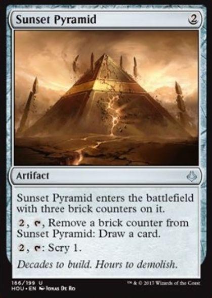 Sunset Pyramid(破滅の刻)