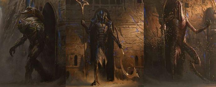 MTG「破滅の刻」収録の神話ゴッド「三柱」の中で一番強いと思うカードは?