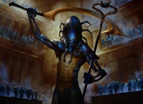MOスタン全勝「青黒ゾンビ」のデッキレシピ&考察がMTG公式に掲載!破滅の刻より「スカラベの神」を搭載!