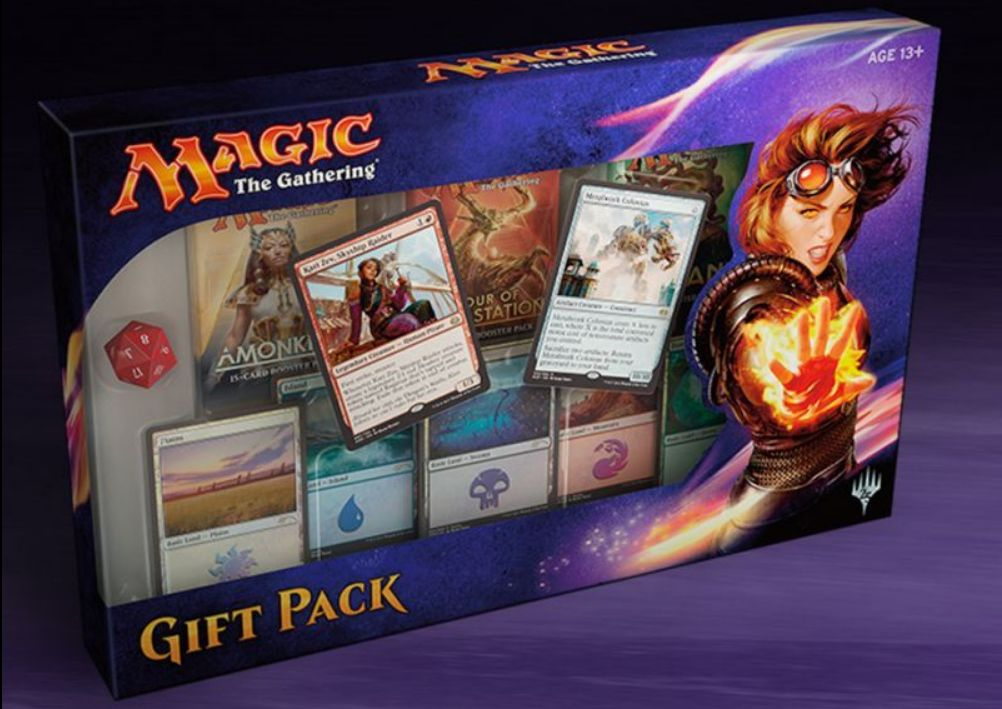 MTG「Gift Pack」が最安値ショップで予約在庫復活!