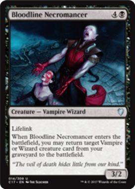 Bloodline Necromancer(統率者2017)