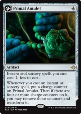 Primal Amulet(イクサラン)