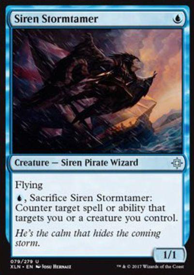Siren Stormtamer(イクサラン)