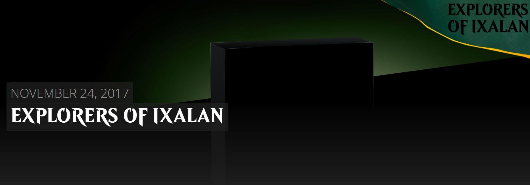 MTG「Explorers of Ixalan」をネット通販最安値で予約できるお店は?