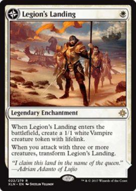 Legion's Landing(イクサラン)