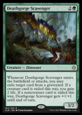 Deathgorge Scavenger(イクサラン)